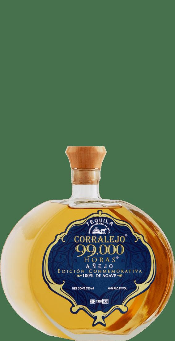 99,000 Horas Añejo bottle