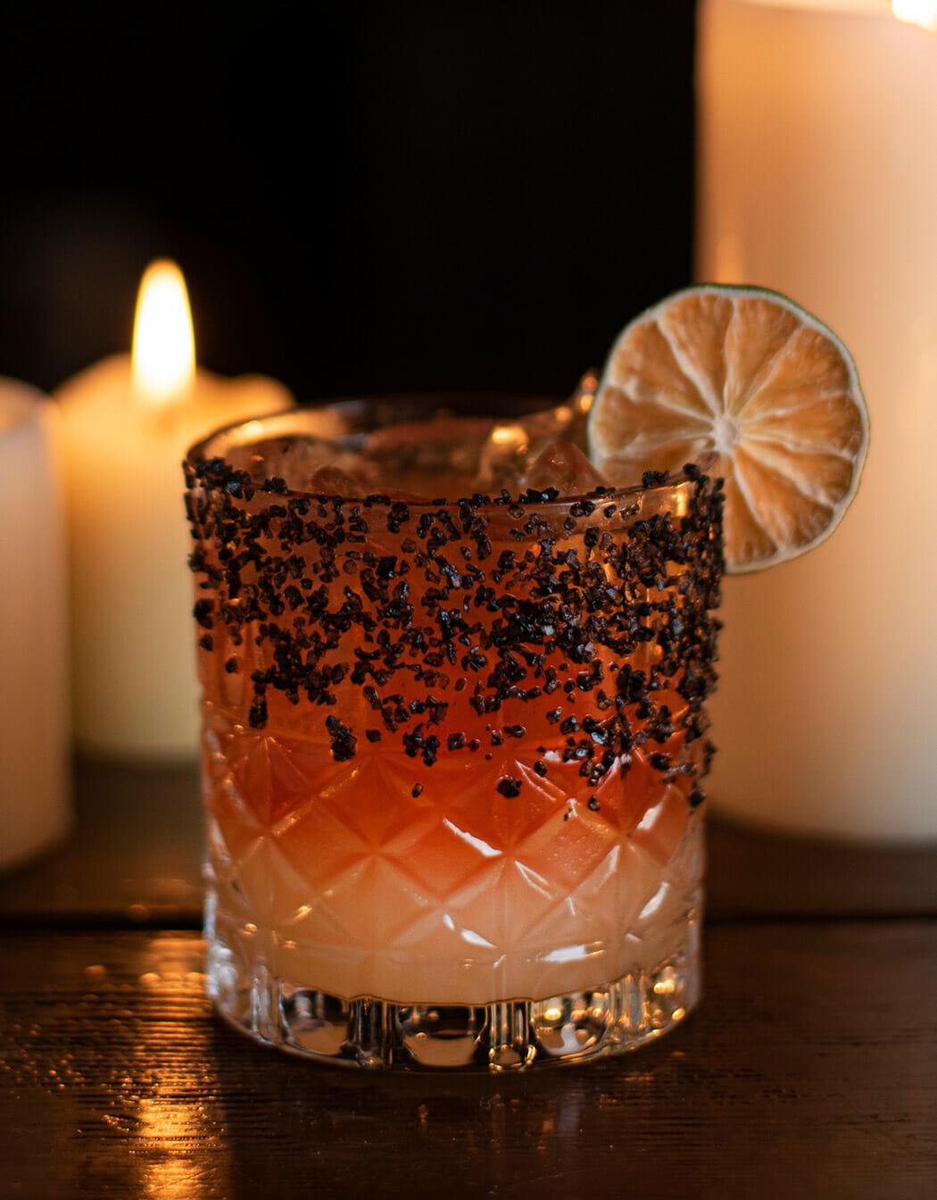 Corralejo Cadillac cocktail