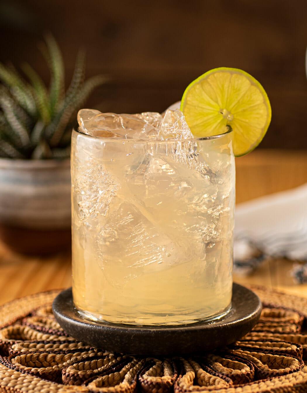 Corralejo Classic Margarita cocktail