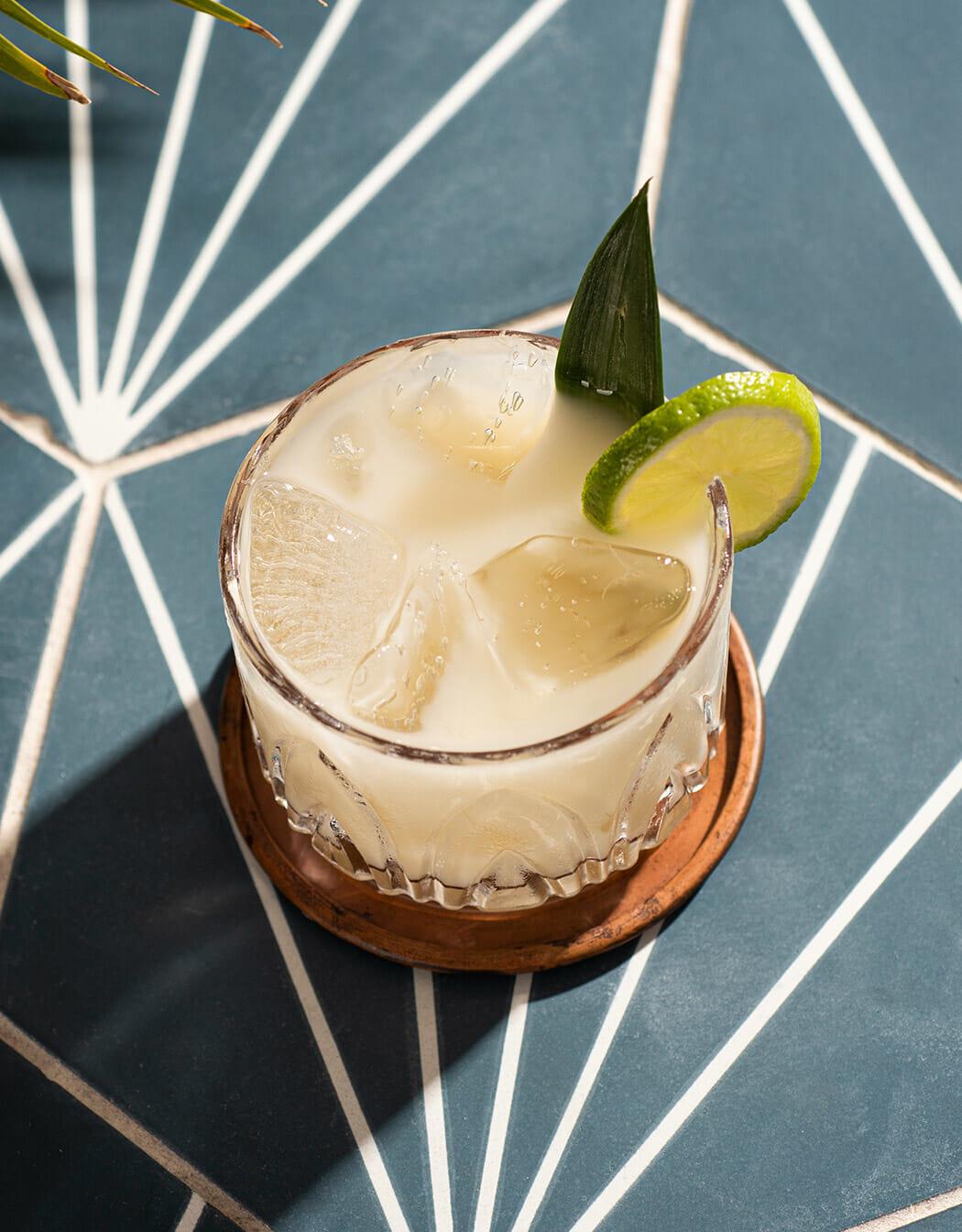 Corralejo Re'al cocktail