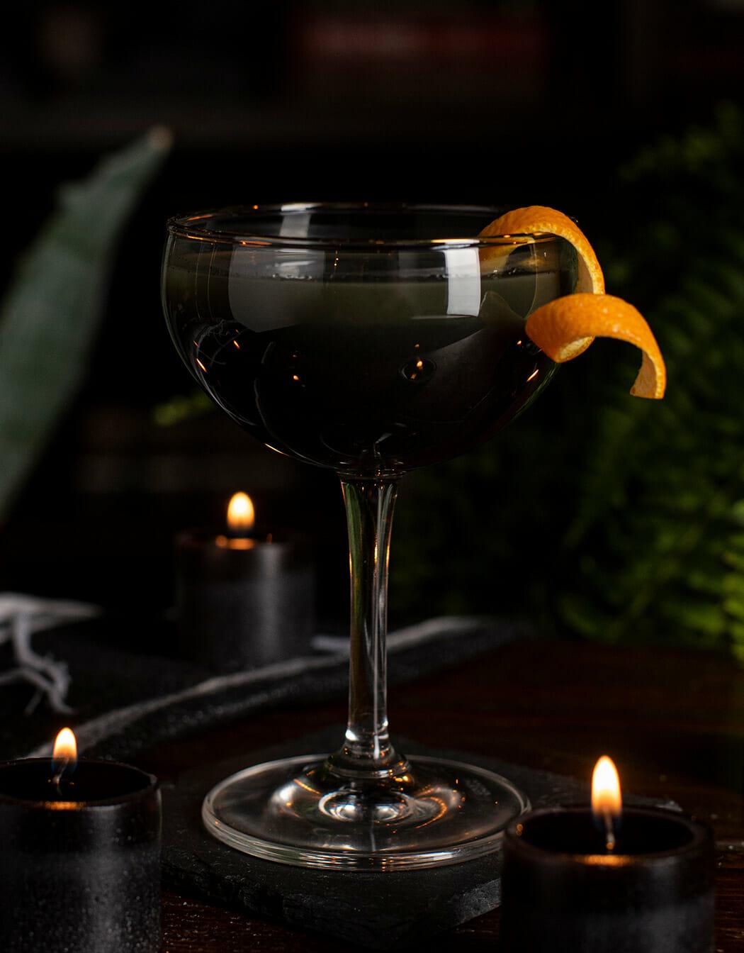 Dark Reviver cocktail