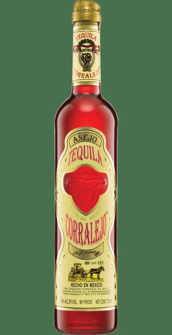 Corralejo Añejo bottle