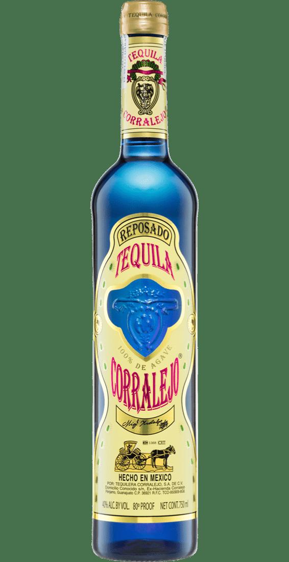 Corralejo Reposado bottle