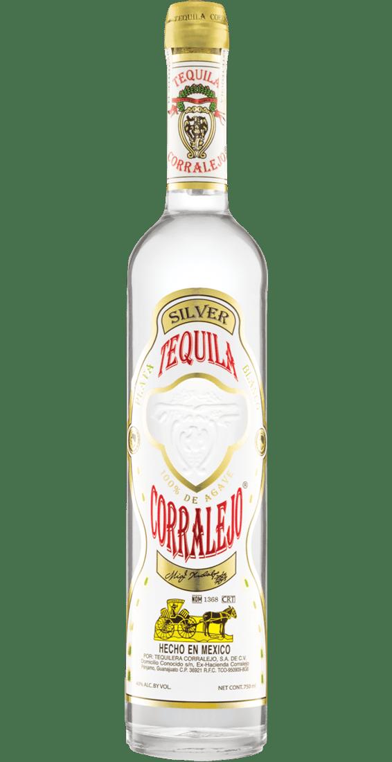 Corralejo Silver bottle