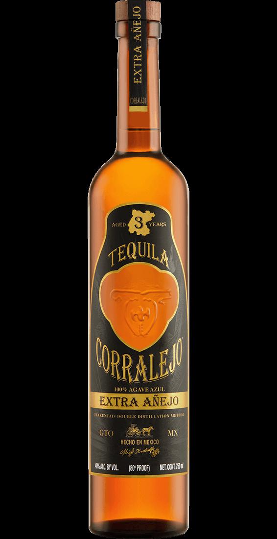 Corralejo Extra Añejo bottle